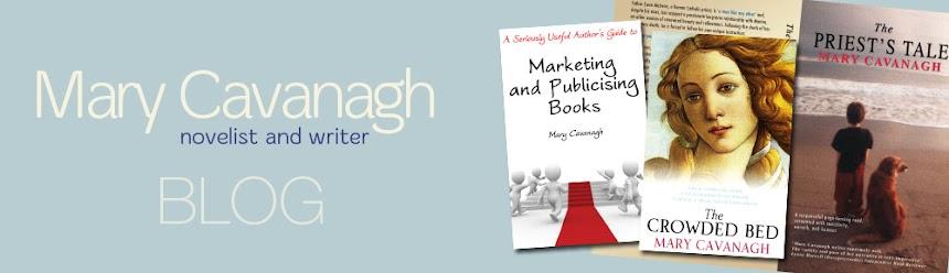 Mary Cavanagh  -  Novelist