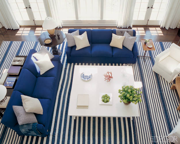 Eye For Design: Decorating Nautical Interiors