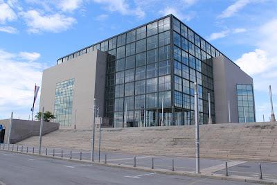 NSB - Nacionalna sveučilišna biblioteka