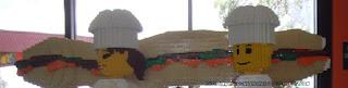 My Trip to LEGOLAND Florida, LEGO Food Creations