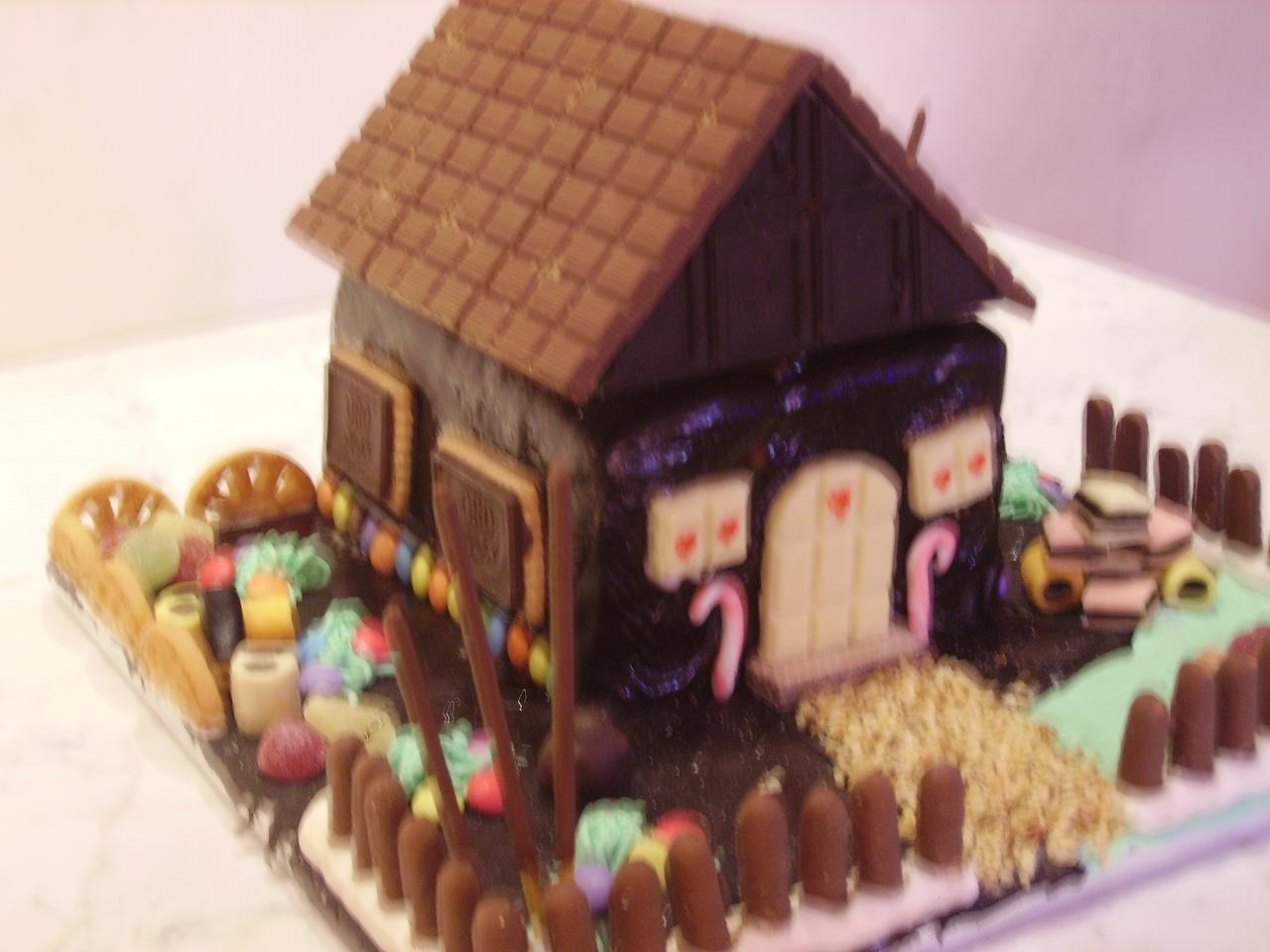 Casetta Di Natale Di Cioccolato : La casetta di cioccolato: il mio compleanno
