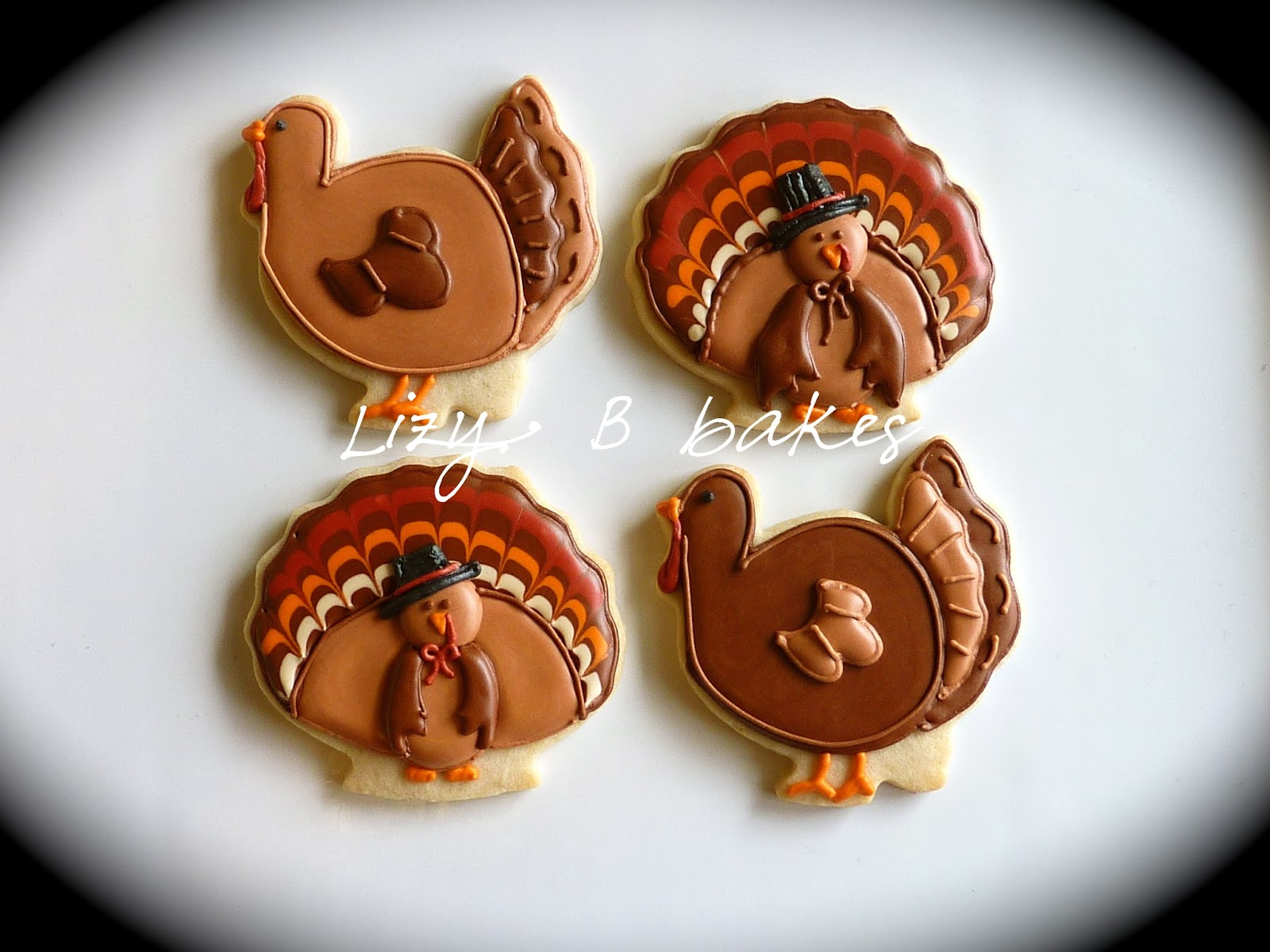 Lizy B: Turkey Time!!! - 232.1KB