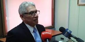 JUEVES 12.12.2019 / Dr. LUIS MARTÍNEZ HERNÁNDEZ, ex magistrado del Tribunal Supremo de Justicia