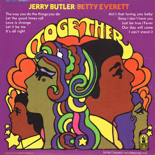 Betty Everett Jerry Butler Aint That Loving You Baby Let It Be Me
