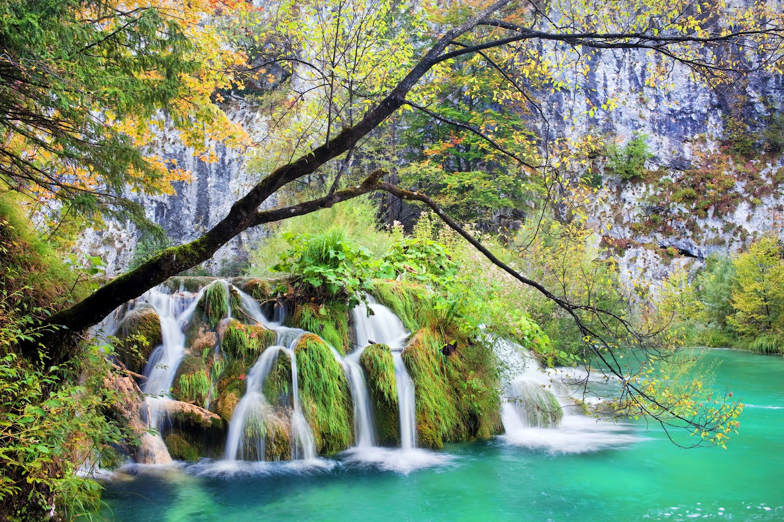 52 Amazing Photos of Plitvice Lakes National Park Places  - plitvice lakes national park waterfall wallpapers