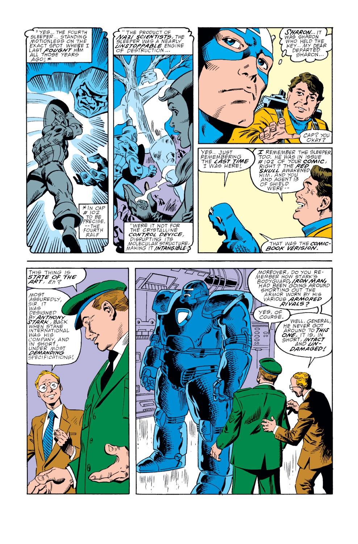 Captain America (1968) Issue #354 #286 - English 9