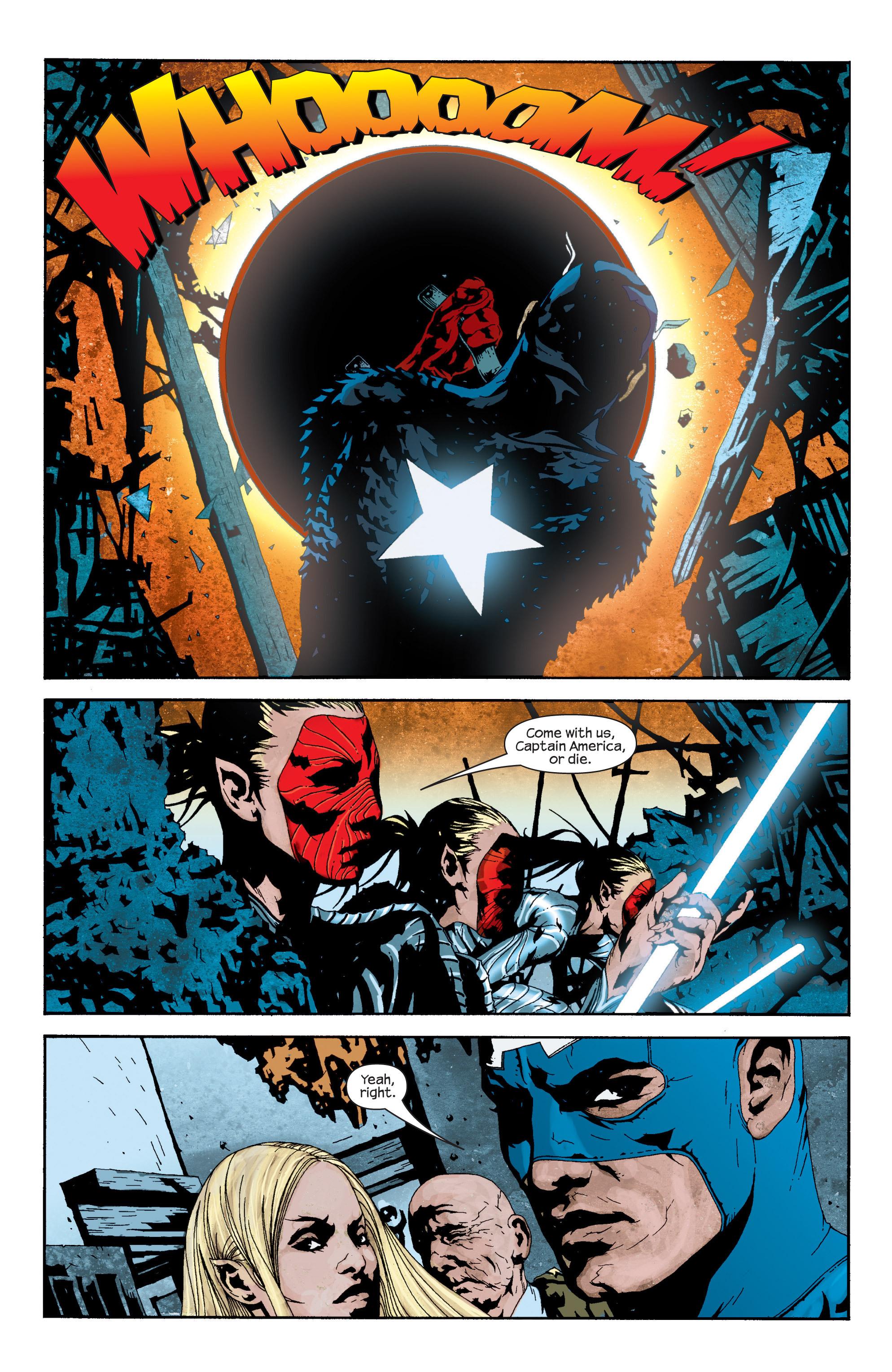 Captain America (2002) Issue #14 #15 - English 18