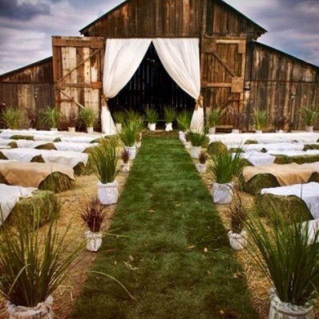 Rustic Barn Country Farm Vintage Chic Weddings Bridaltweet
