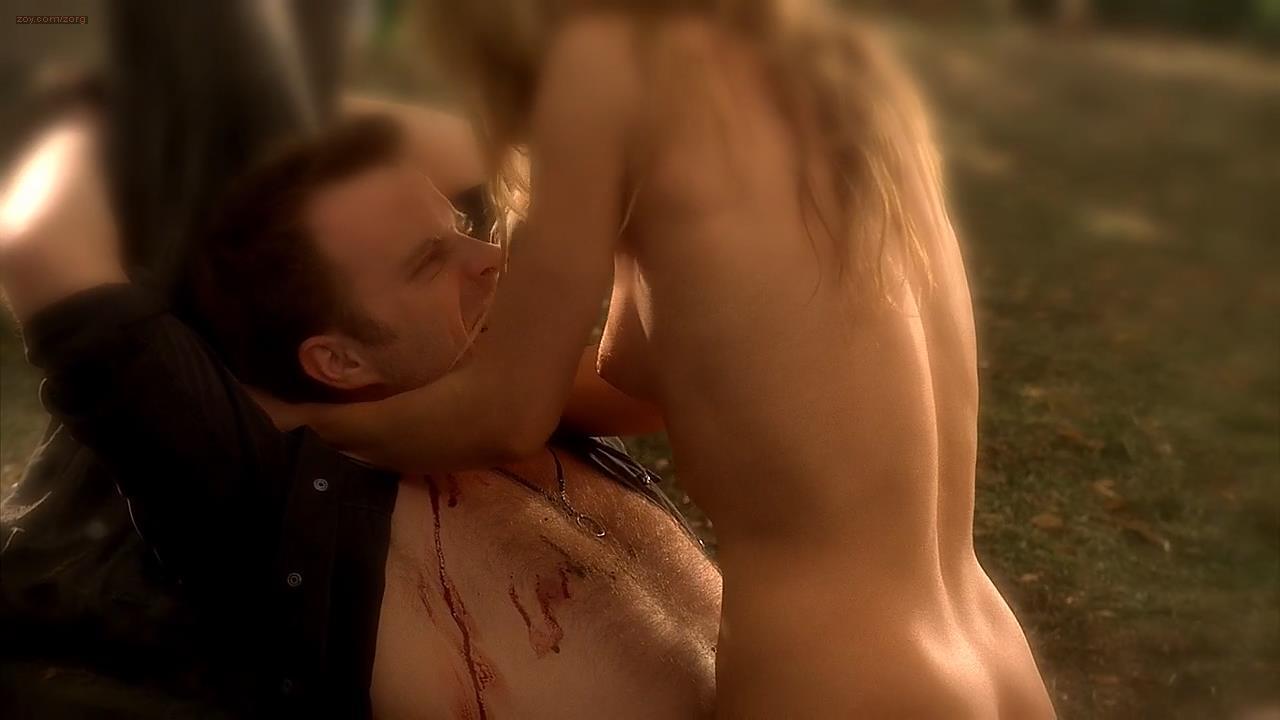 Anna Paquin Teniendo Sexo Sin Ropa Interior -