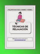 Folleto: Técnicas de relajación