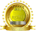 Winner of the 2012 Rone Award