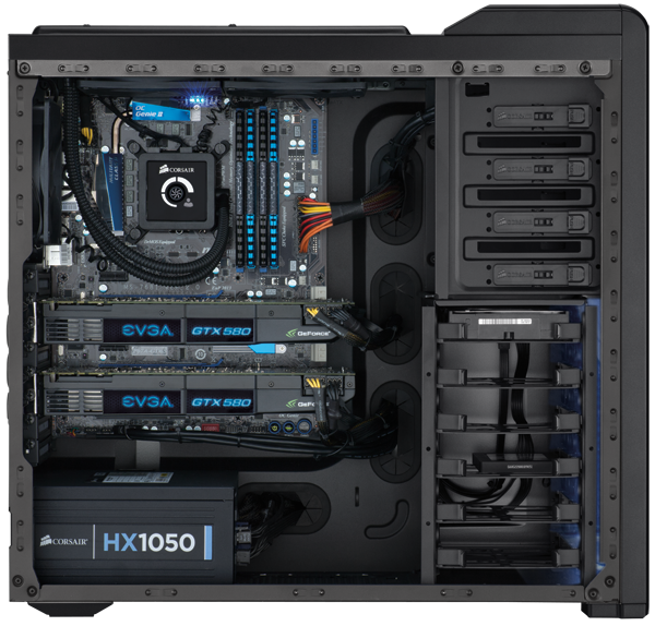 Corsair Carbide Series™ 400R Mid-Tower Case Review screenshot 3