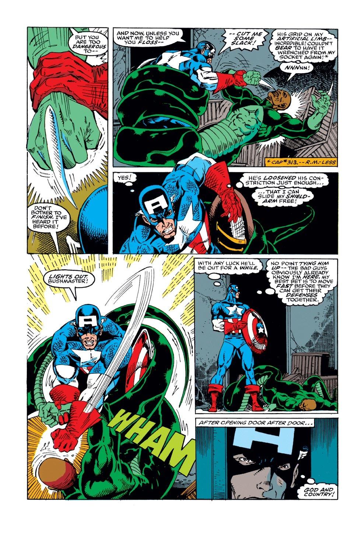 Captain America (1968) Issue #382 #315 - English 12