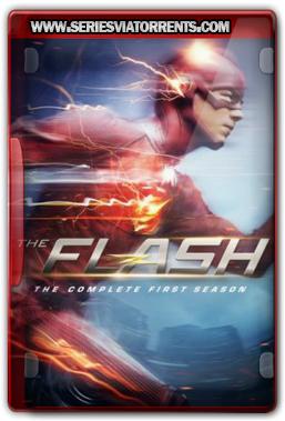 The Flash 1ª Temporada Torrent– Dublado BluRay 1080p 5.1 (2015)