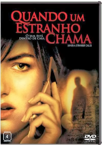 Quando um Estranho Chama - DVD-R