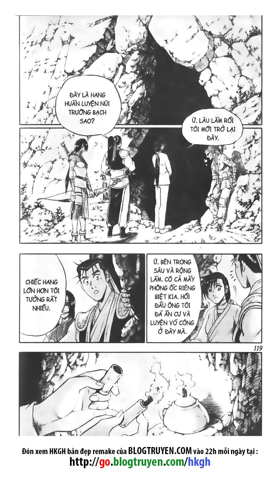 Hiệp Khách Giang Hồ chap 313 page 14 - IZTruyenTranh.com