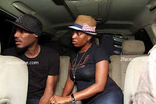 2face idibia annie honeymoon pictures