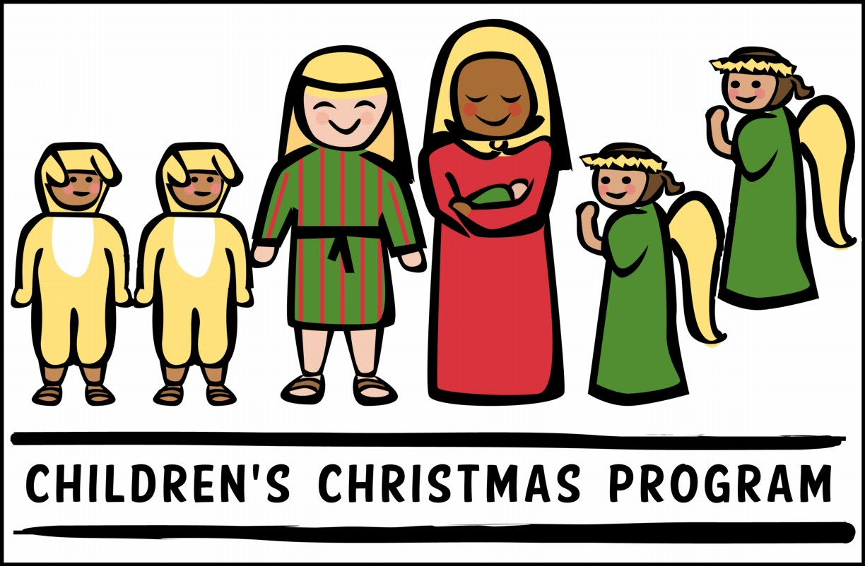 Children\'s Christmas Play | New Martinsville First Church of God