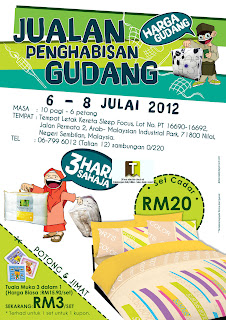 bedding Curtain Warehouse Stock Clearance Sale 2012