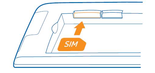 Come inserire scheda SIM Nokia Lumia 520 in maniera corretta