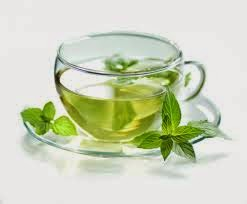 Combattre peau d'orange par le thé vert