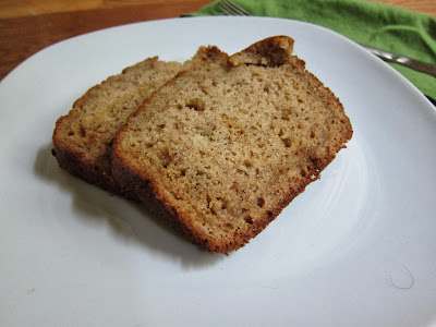 Spiced Applesauce Bread | The Economical Eater