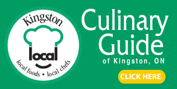 kingston, ontario, culinary guide, dining, foodie, getaway