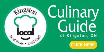 kingston, ontario, culinary guide, dining, foodie, getaway