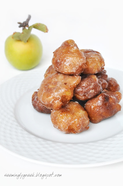 apple fritter apple+2+2 Apple Fritters