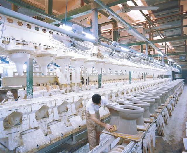 Завод Vitra - самый большой в Европе