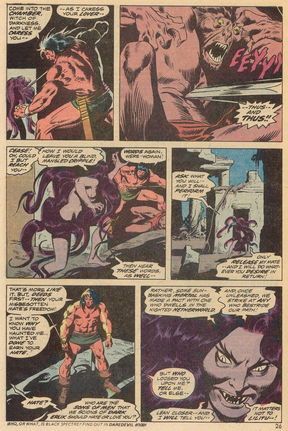 Conan the Barbarian (1970) Issue #38 #50 - English 18