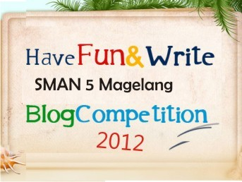 Smanla Blog Competition 2012