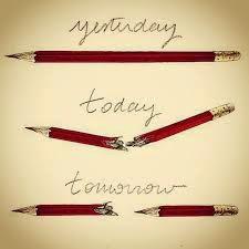 crayon cassé puis retaillé Hommage à Charlie Hebdo