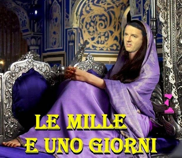 Renzi, 1000giorni