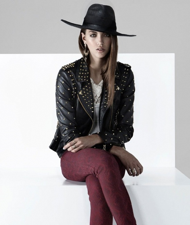 Bershka Lookbook September 2012