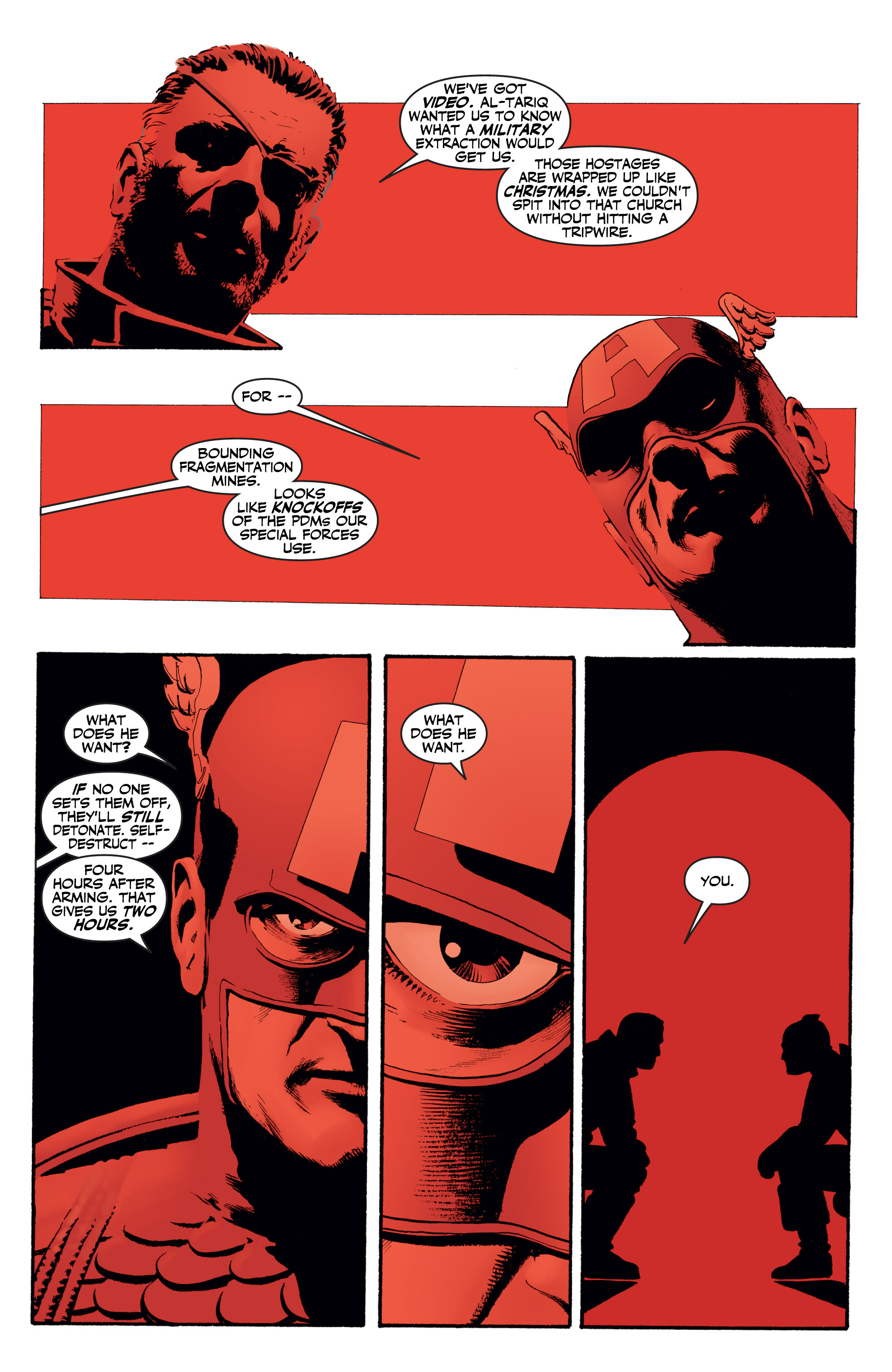 Captain America (2002) Issue #2 #3 - English 7