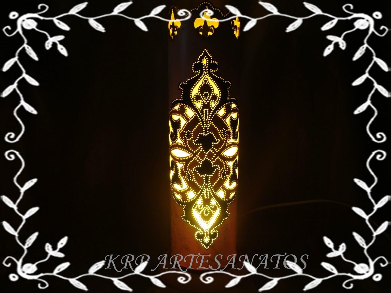 luminária-em-pvc-arabesco-acesso