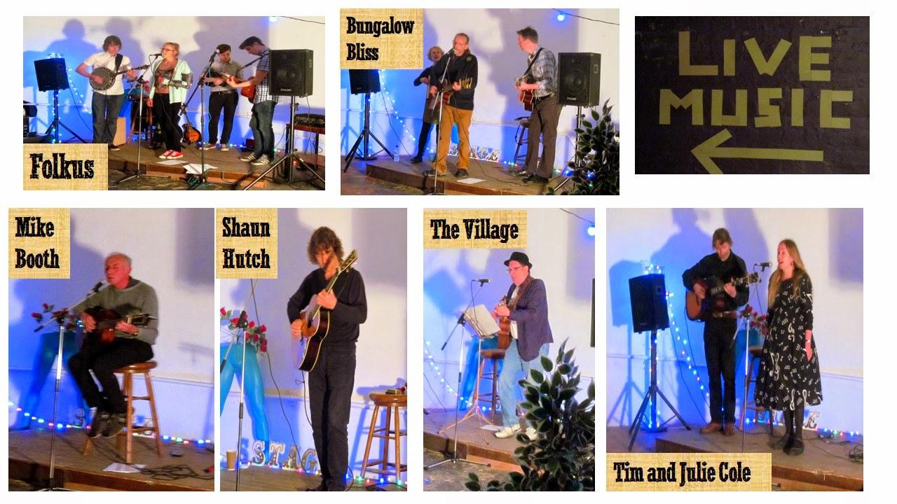 Live music at Bird's Yard