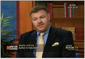 Islamaphobic Mark Steyn