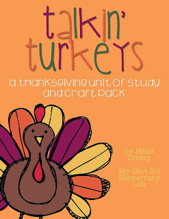 http://www.teacherspayteachers.com/Product/Talkin-Turkeys-A-Thanksgiving-Unit-Craft-Pack-968439