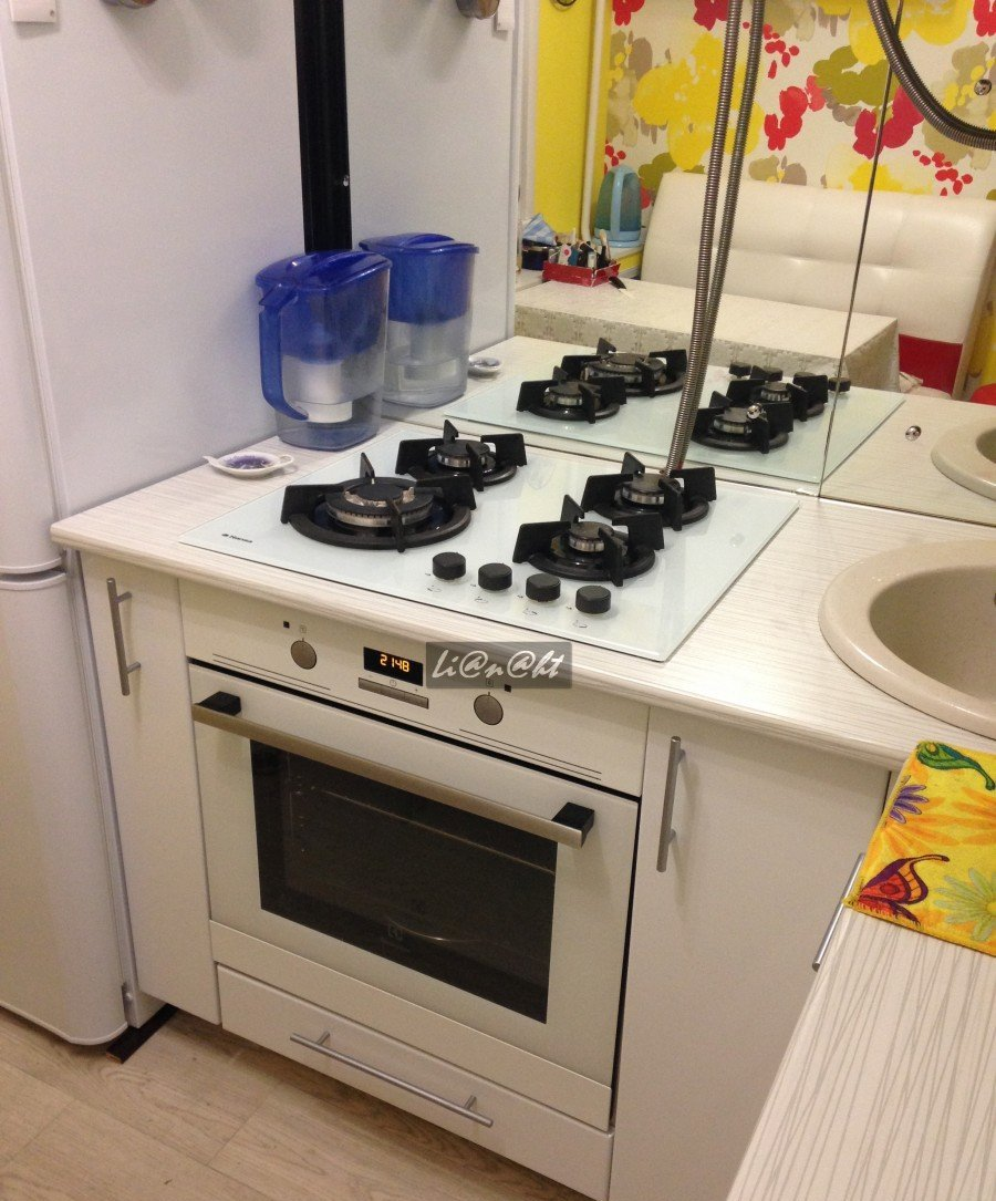Кухни малютки фото в квартире