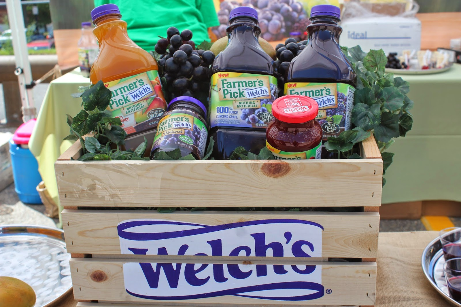 Farmer's Pick by Welch's juices