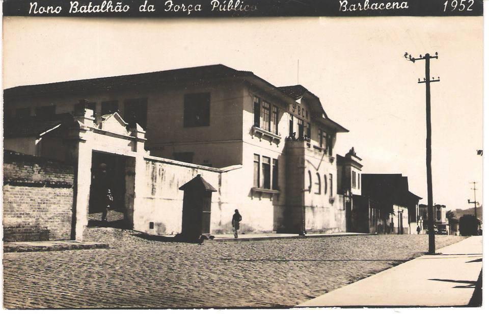 9 Batalhão de Infantaria de Barbacena MG