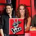 Alejandro Sanz, Laura Pausini, Malú y Antonio Orozco, coaches de 'La Voz 3'