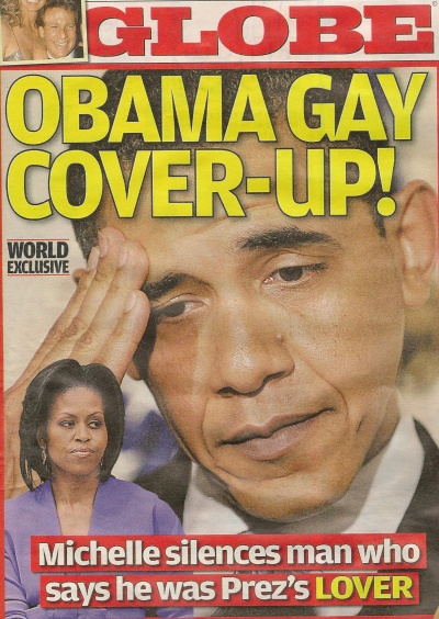 Obama with gay lover 