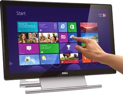 Dell 21.5 inch LED Backlit LCD – S2240T Touch Monitor for Rs 13190