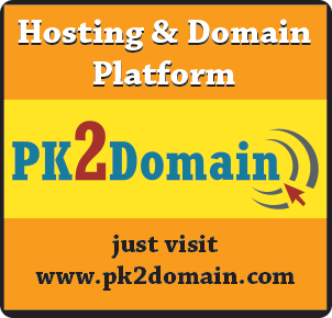 Domain Hosting .com .pk .net .org karachi pakistan