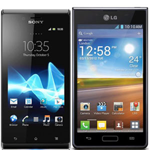comparison lg optimus l7 vs sony xperia j manual user guide rh tipz tech blogspot com Sony Ericsson Xperia Neo-V Sony Xperia X