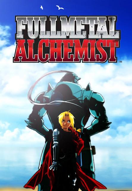 Metal alchimist the movie