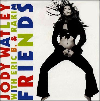 Jody Watley featuring Eric B. & Rakim – Friends (CDS) (1989) (320 kbps)
